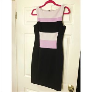 🆕 Maggy London Fitted Sleeveless Dress Size 6